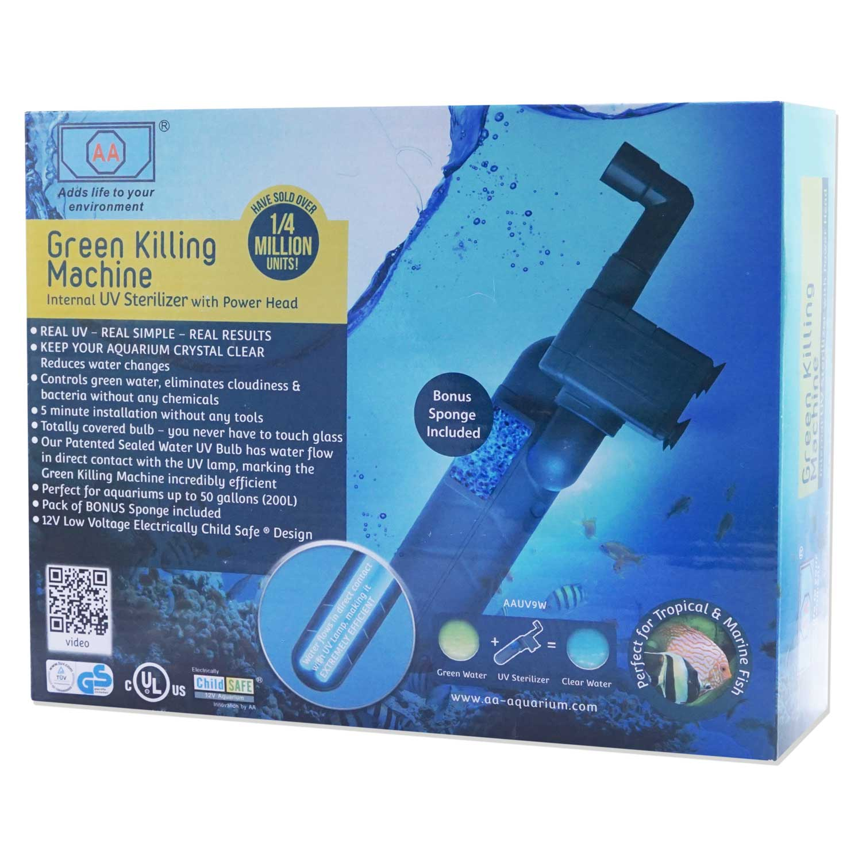 Spare_Bulb__GreenKilling-machine_bis200LITER_web Frais De Aquarium original Des Idées