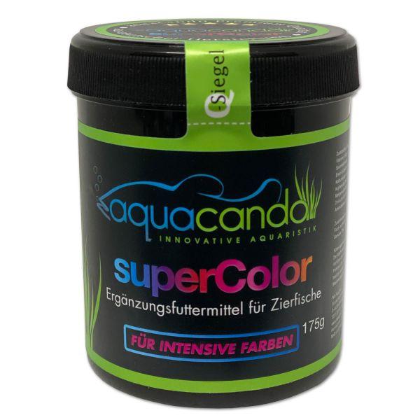 aquacando superColor Farbfutter 175g