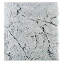 Back to Nature White Limestone 60 Slimline Rückwand H: 55 cm