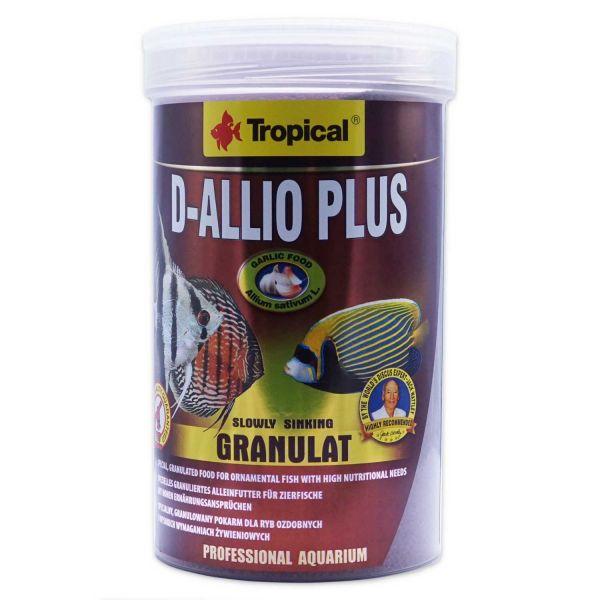 Tropical D-Allio Plus Granulat (Inhalt: 600g/1000ml)