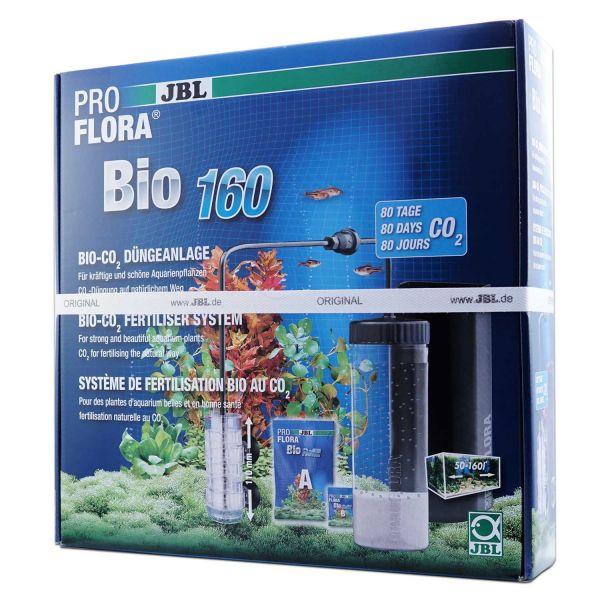 JBL ProFlora Bio160 | Bio-CO2-Düngeanlage mit erweiterbarem Diffusor