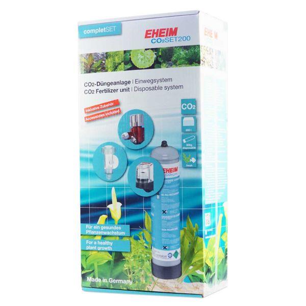 EHEIM CO2SET200 | CO2-Düngeanlage Komplettset
