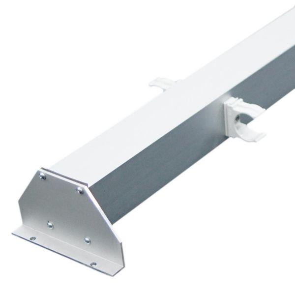 Aqualux LED Tube Universal Halterung 2-Flammig
